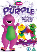 Barney: Paint it Purple