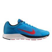 Nike Men's Zoom Structure +17 Running Shoes - Vivid Blue
