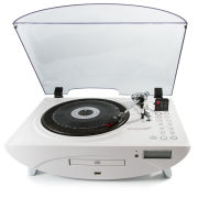 GPO Jive Turntable - White