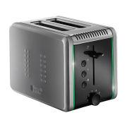 Russell Hobbs Illumina 2 Slice Toaster - Stainless Steel
