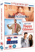 Anger Management / Mr Deeds / Happy Gilmore