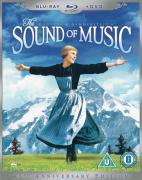 The Sound of Music (Includes Blu-Ray and DVD Copy in Blu-Ray Packaging)