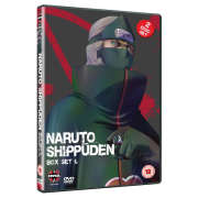 Naruto Shippuden Box Set 6 (Episodes 66-78)