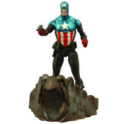 Marvel Select - Captain America - Action Figure