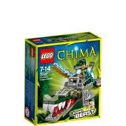 LEGO Chima: Crocodile Legend Beast (70126)