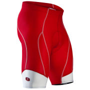 Sugoi Rs Pro Shorts - Red