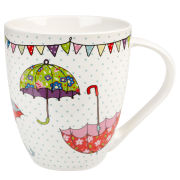 The Caravan Trail Brollies Mug