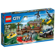 LEGO City: Crooks' Hideout (60068)