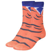 Joules Junior Neat Feet Socks - Orange