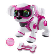 Teksta the Robotic Puppy - Pink