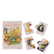 Nursery Rhyme Game - Retro Board Game
