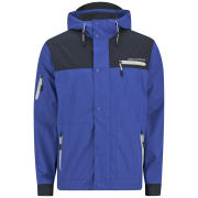 55 Soul Men's Gambon Jacket - Cobalt/Navy