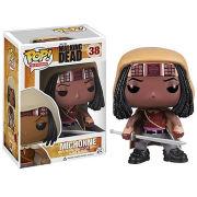 The Walking Dead Michonne Pop! Vinyl Figure