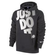 Nike Men's Just Do It Club Hoody - Black