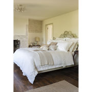 Christy Chantilly Oxford Square Pillowcase - Cream