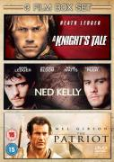 The Patriot/A Knight's Tale/Ned Kelly