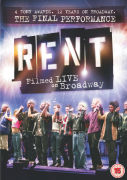 Rent - Filmed Live On Broadway