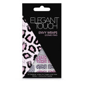 Elegant Touch ET Envy Wraps - Leopard Pinks