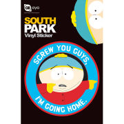 South Park Cartman - Vinyl Sticker - 10 x 15cm