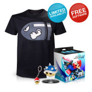 Exclusive Mario Kart 8 Bundle - Limited Edition (Large T-Shirt)
