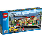 LEGO City: Trains - Train Station (60050)