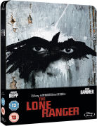 The Lone Ranger - Zavvi Exclusive Limited Edition Steelbook