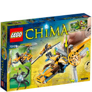 LEGO Chima: Lavertus' Twin Blade (70129)
