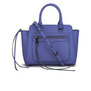 Rebecca Minkoff Women's Mini Avery Leather Tote Bag - Ultraviolet