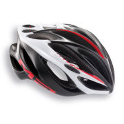 Met Inferno UL Helmet - White/Black/Red