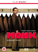 Monk - Staffel 4