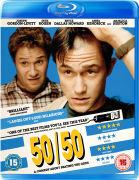 50/50 (Single Disc)