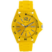 Breo Arica Unisex Watch - Yellow