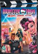 Monster High: Frights, Camera, Action (Includes UltraViolet Copy)