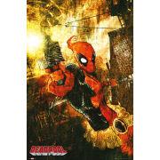 Marvel Extreme Deadpool Gun - Maxi Poster - 61 x 91.5cm