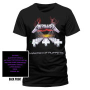 Metallica Men's T-Shirt - Master of Puppets