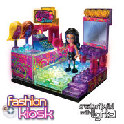 Lite Brix Fashion Wig Kiosk