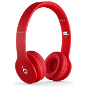 Beats By Dr Dre: Solo HD Headphones with Microphone & Remote - Monochromatic Red