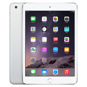 Apple iPad mini 3 Wi-Fi 128GB - Silver