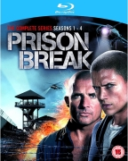 Prison Break - The Complete Blu-Ray Collection