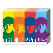 The Beatles Pop - 40 x 30cm Canvas