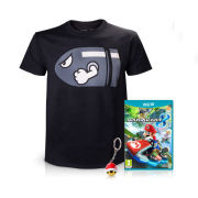 Exclusive Mario Kart 8 Bundle - Standard Edition (Medium T-Shirt)