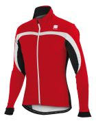 Sportful Performance Men's WS Ascent Jacket - Red/Black/White