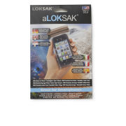 aLoksak 100% Waterproof iPhone Phone Case 3 Pack - 3 x 6cm