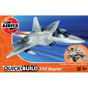 Airfix Quick Build F22