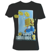 Super Mario Bros 2 Exclusive T-Shirt