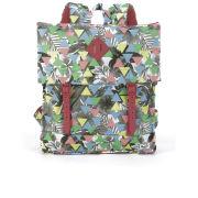 Herschel Supply Co. Classic Survey Backpack - Remix/Flamingo Rubber