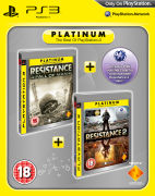 Resistance: Fall of Man & Resistance 2 (Platinum Twin Pack)