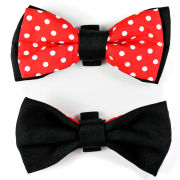 Reversible Pet Bow Tie