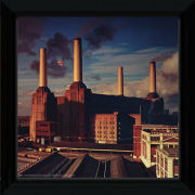 "Pink Floyd Animals - 12"""" x 12"""" Framed Album Prints"