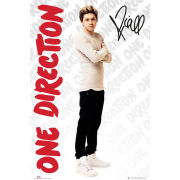 One Direction Niall Logos - Maxi Poster - 61 x 91.5cm